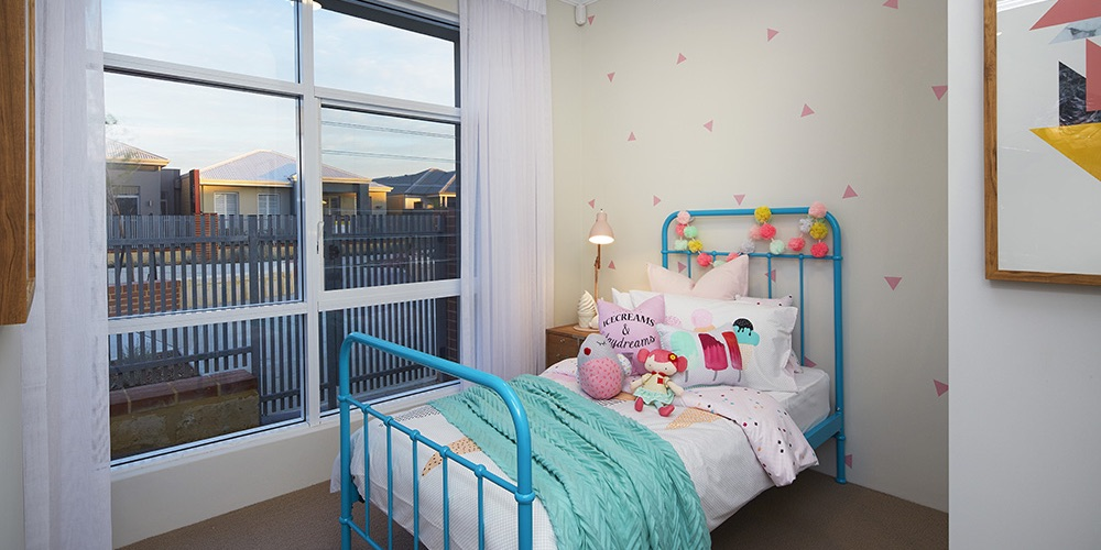 B1 Homes_The Avenue - second bedroom perfect for a growing family